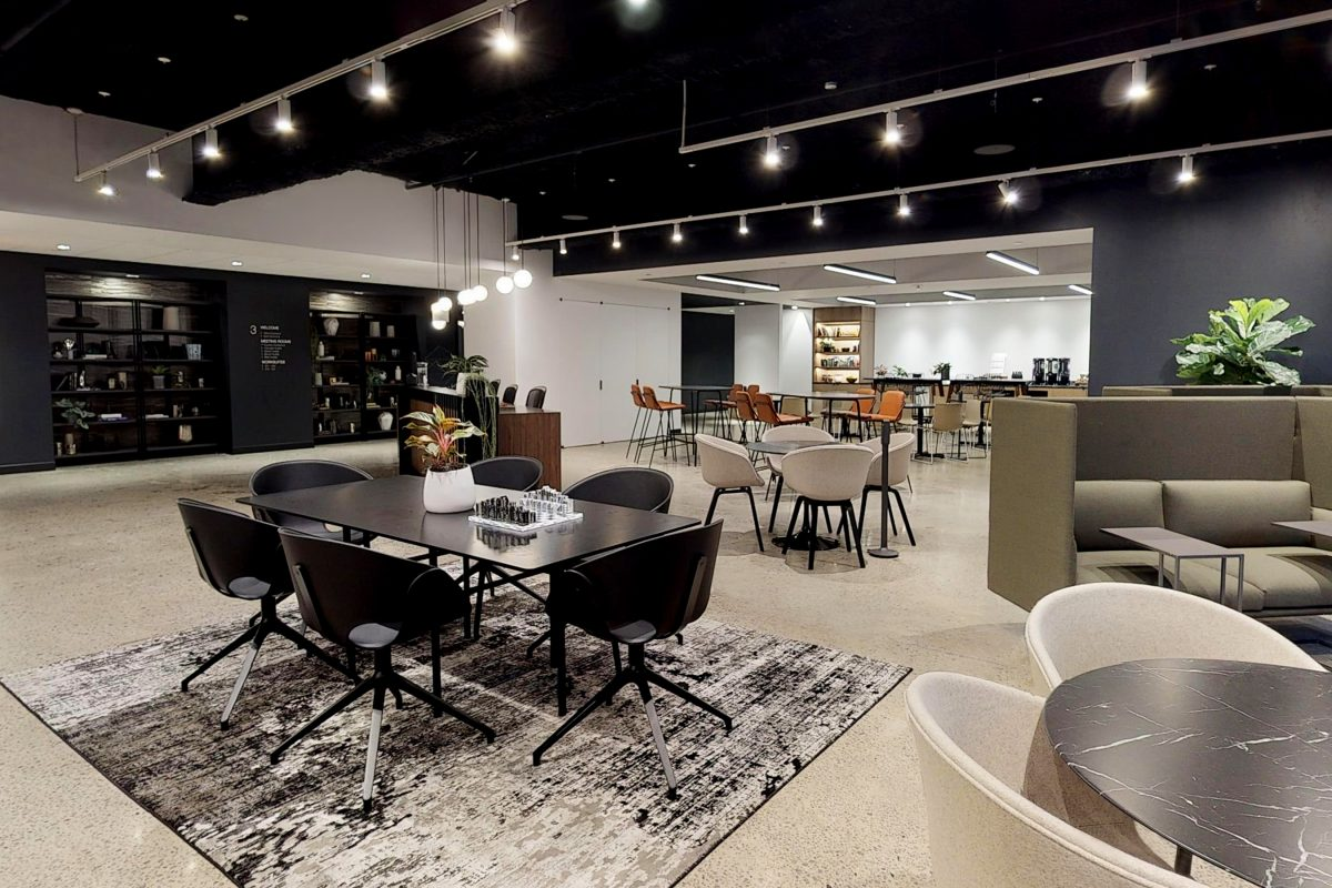One Liberty Plaza Modern Office Spaces Meeting Spaces